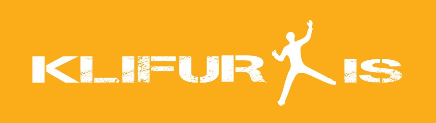Klifur.is logo