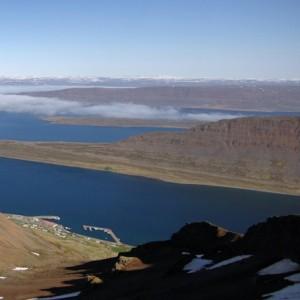 Landscape from sauratindar